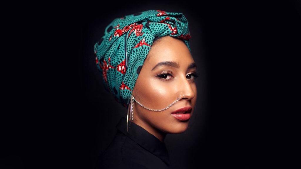 Batının ilk Müslüman mankeni: Mariah Idrissi 60