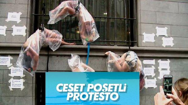 Arjantin'de Tecavüzü Protesto Eden Kadınlar Kendini Astı