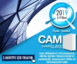 Avrasya Cam Fuarı 2019 - E-Davetiye