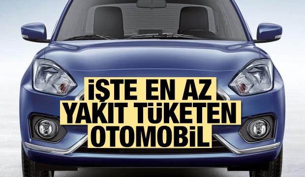 2018'in En Az Yakıt Tüketen Otomobilleri