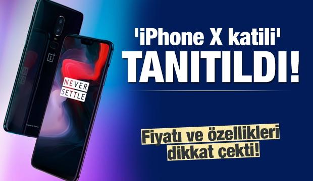 'iPhone X Katili' Tanıtıldı