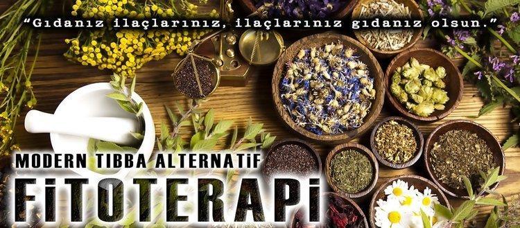 Modern Tıbba Alternatif Fitoterapi