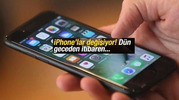 iOS 11.3 Güncellemesi Yayınlandı! iPhone'lar Değişiyor...