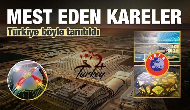 TFF Türkiye'yi Böyle Tanıttı!