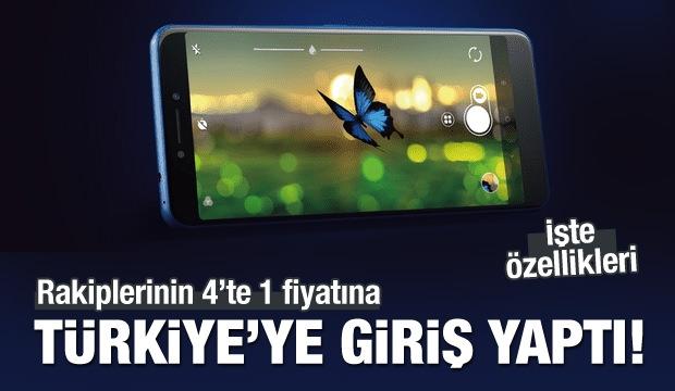 1100 TL İle Türkiye'ye Giriş Yaptı!