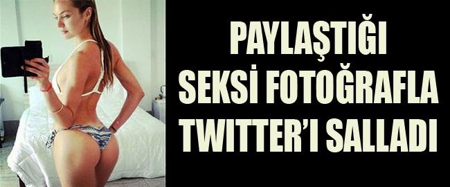 Candice Swanepoel'in Yürek Hoplatan Fotoğrafları!..