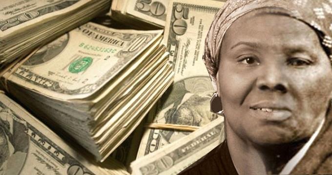 ABD Dolarına İlk Kez Siyahi Bir Kadının Portresi Geliyor