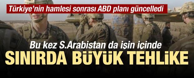 ABD planını güncelledi! Sınırda büyük tehlike