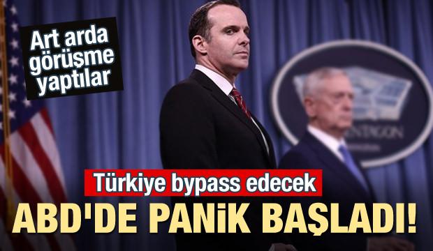 ABD'de panik başladı! Türkiye bypass edecek