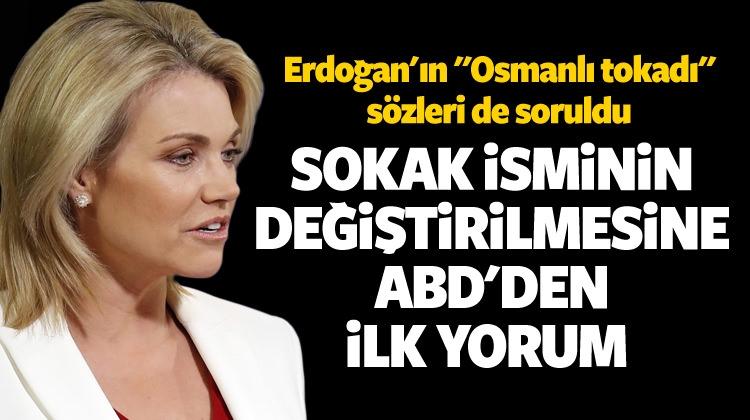 ABD'den 'Osmanlı Tokadı' Sorusuna İlk Cevap!