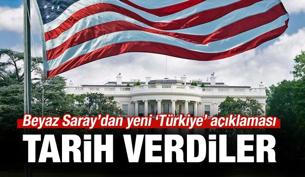 ABD'den yeni 'Türkiye' açıklaması: Tarih verdiler