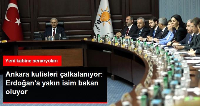 AK Parti Kulislerinde Kabine Senaryoları: İbrahim Kalın Bakan Oluyor