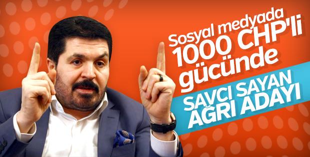 AK Parti'nin Ağrı adayı: Savcı Sayan