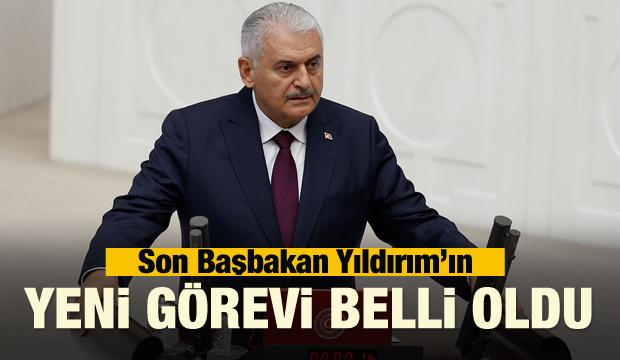AK Parti'nin TBMM Başkan adayı: Binali Yıldırım