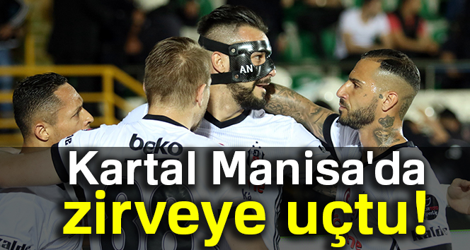 Akhisar 0-3 Beşiktaş (Maç Sonucu)