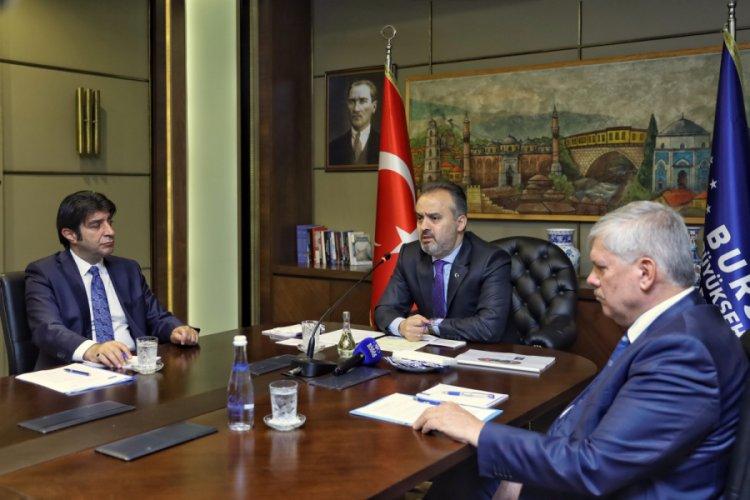 Aktaş: Hamitler çöplüğü botanik park olacak, 2050'ye kadar Bursa'nın su meselesi kalmayacak
