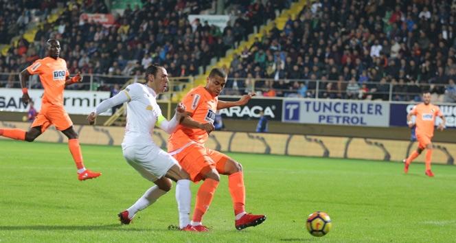 Alanyaspor 1-2 Kayserispor (Maç Sonucu)