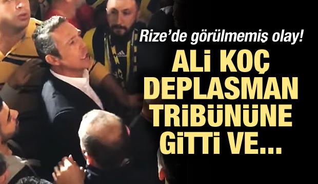 Ali Koç taraftarlardan Özür Diledi!