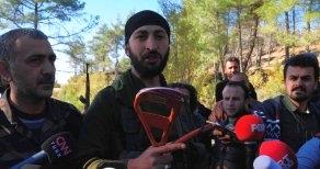 Alparslan Çelik: Rus Pilotun Öldürülmesinde Sorumluluk Benim
