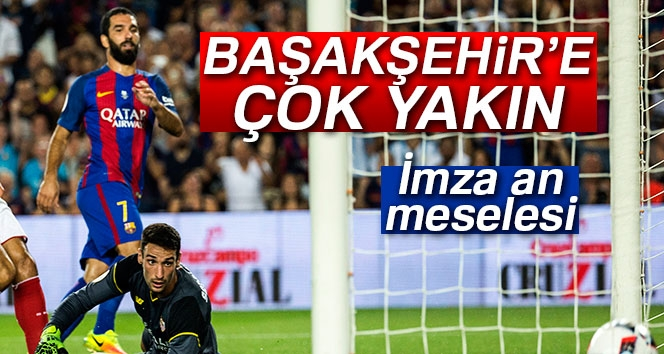 Arda Turan, Başakşehir'e Çok Yakın...