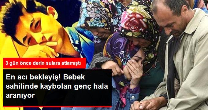 Arnavutköy'de Denize Girip Akıntıya Kapılan 17 Yaşındaki Genç Hala Aranıyor