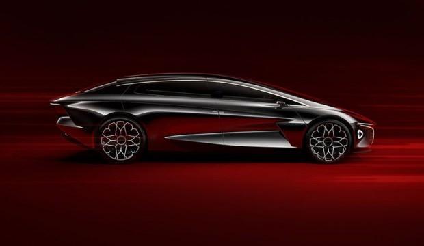 Aston Martin'in Elektrikli Modeli Gün Yüzüne Çıktı