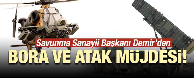 Atak helikopterleri ile ilgili önemli açıklama!
