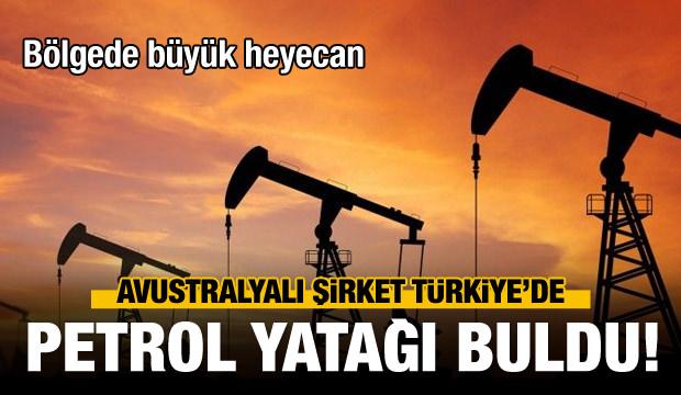 Avustralyalı şirket Diyarbakır'da petrol buldu!