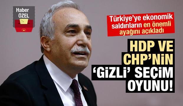 Bakan Fakıbaba gizli ittifakı açıkladı!