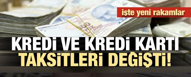 BDDK'dan flaş karar! Kredi taksitleri değişti