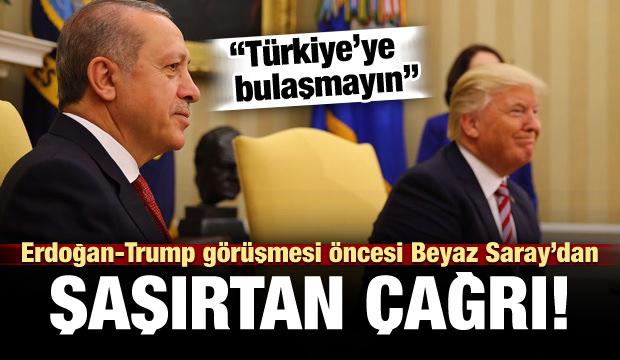 Beyaz Saray'dan beklenmedik 'Türkiye' çağrısı!