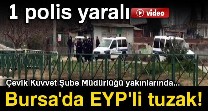 Bursa'da EYP Patladı! (Bursa Patlama)