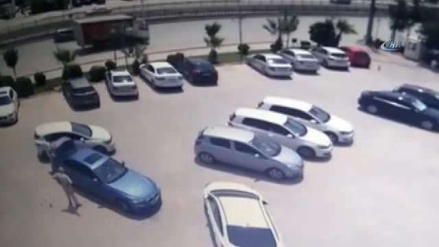 Bursa'da Kapkaçcılar Adamı Metrelerce Yerde Böyle Sürükledi