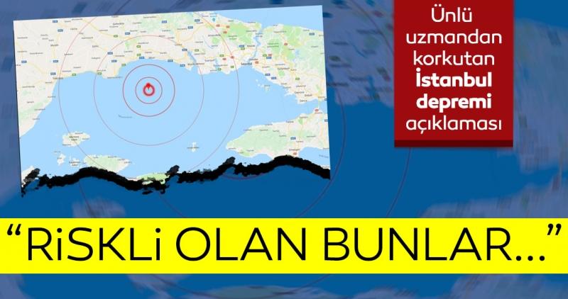 Büyük İstanbul depremi hakkında son dakika haberi! İşte panikleten tsunami açıklaması