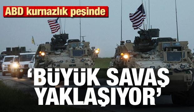 Büyük Savaş yaklaşıyor! ABD kurnazlık peşinde