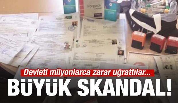 Büyük skandal: 3 bin liraya engelli raporu