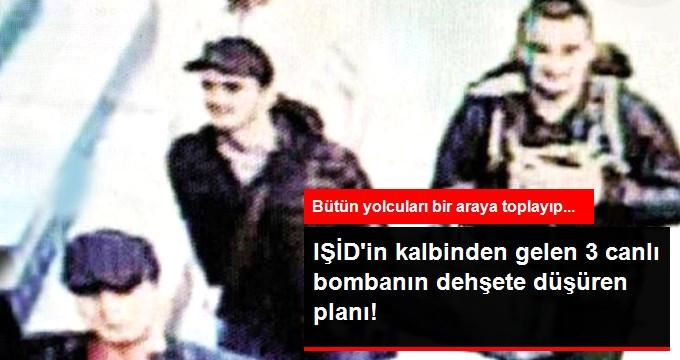 Canlı Bombaların Korkunç Planı!