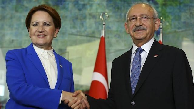 CHP ve İyi Parti ittifakta anlaştı