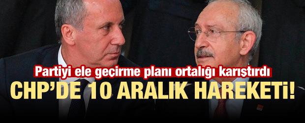 CHP'de partiyi ele geçirme planı ortaya çıktı!