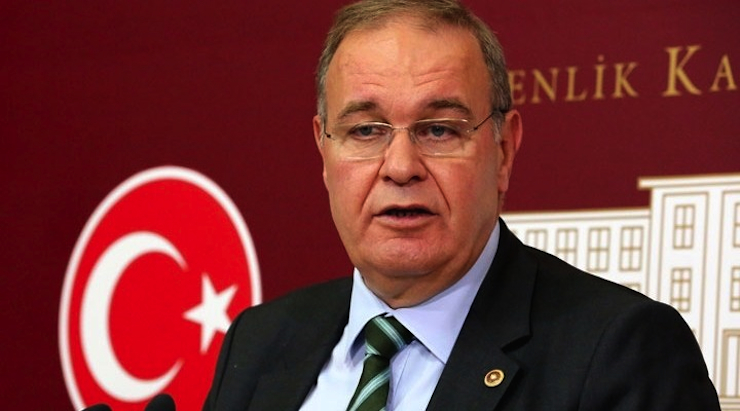 CHP'den Trump'a: Tehditler bize sökmez