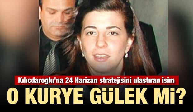 CHP'nin kuryesi Gülek iddiası