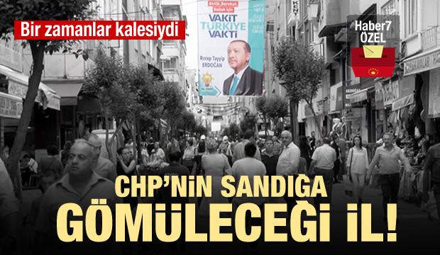 CHP'nin sandığa gömüleceği il:Bir zamanlar kaleydi