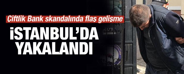 Çiftlik Bank'ta ilk gözaltı! İstanbul'da yakalandı