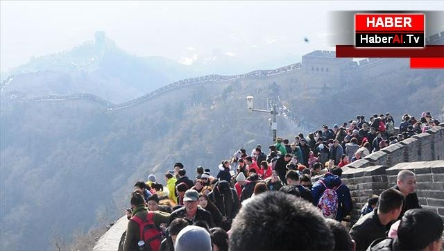 Çin Seddi 2 Bin Yıllık Tarihi İle Ayakta Kalmaya Devam Ediyor