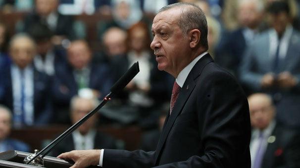 Cumhurbaşkanı Erdoğan 20 belediye başkan adayını açıkladı
