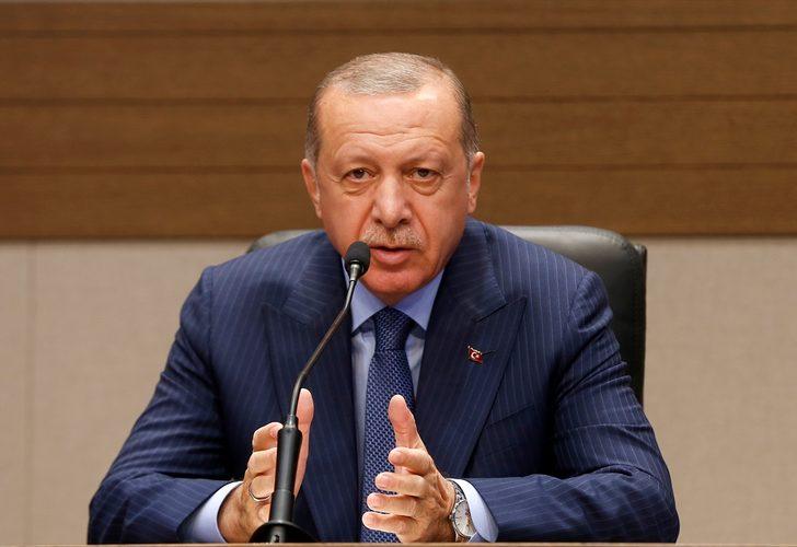 Cumhurbaşkanı Erdoğan'dan MHP'nin af tasarısı için ilk açıklama