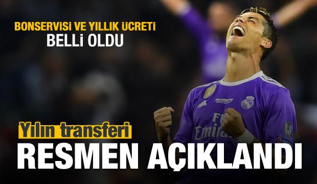 Dev Transfer! İşte Cristiano Ronaldo'nun Yeni Takımı
