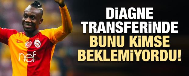 Diagne transferinde bunu kimse beklemiyordu!