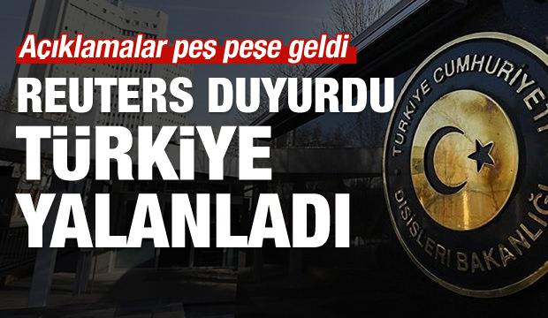 Dışişleri'nden 'Münbiç' açıklaması: Haber abartılı