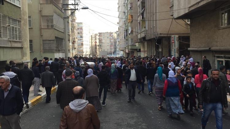 Diyarbakır'da korkutan patlama! Sebebi belli oldu